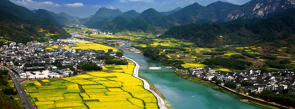 宣城市-绩溪县-龙川国家级风景名胜区(2017)|5a(2012)