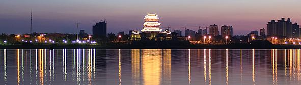 抚州市-临川区-抚河/拟岘台风景区